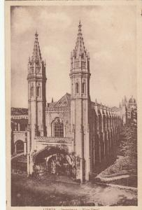 Portugal Lisbon Jeronymos cathedral