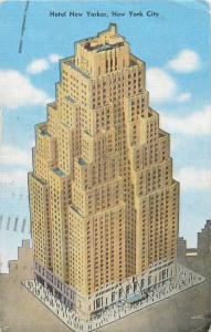 United States Hotel New Yorker New York City