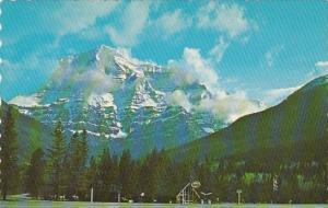 Canada Mount Robson Williams British Columbia