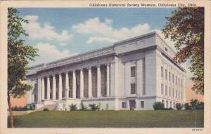 Oklahoma City Oklahoma Historical Society Museum