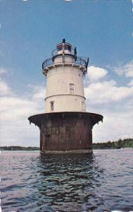 Maine North Haven Goose Rocks Lighthouse