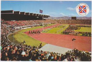 CHRISTCHURCH COMMONWEALTH GAMES 1974 STADIUM
