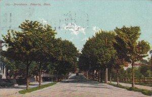 Massachusetts Beveerly Broadway 1907