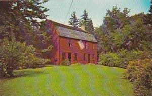 Rhode Island Sanderstown Gilbert Stuart The Birthplace Of Gilbert Stuart