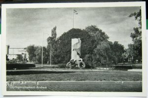 Netherlands Oorlogsmonument Arnhem - unposted