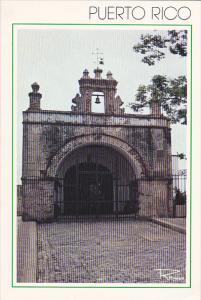 Puerto Rico San Juan Cristo Chapel