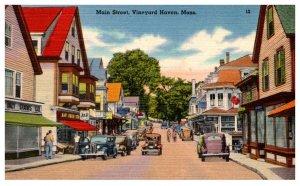 Massachusetts  Vineyard Haven , Main Street