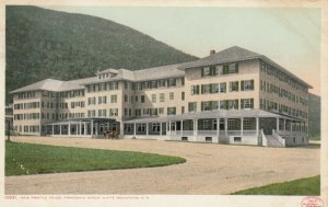 FRANCONIA NOTCH, White Mountains, New Hampshire, 00-10s; New Profile House