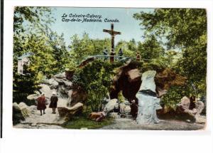CANADA, 1900-1910's; Le  Calvaire-Calvary, Cap De La Madeleine