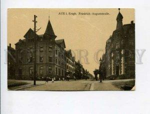 3173893 GERMANY Aue i.Erzgb. Friedrich Auguststrasse Vintage