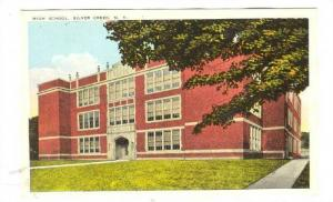 High School, Silver Creek, New York, 00-10s