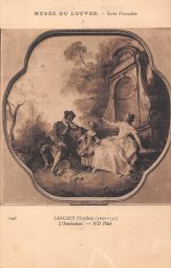 Musee du Louvre Ecole Francaise Lancret (Nicolas) (1690-1743) L'Innocente