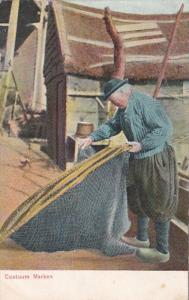 Netherlands Costuum Marken Fisherman