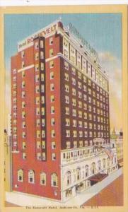Florida Jacksonville The Roosevelt Hotel