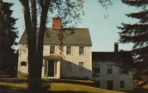 Rhode Island Pawtucket Daggett House In Slater Park