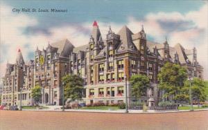 Missouri Saint Louis City Hall 1943