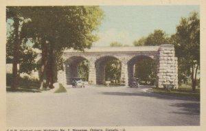 NAPANEE, Ontario, Canada, 1900-1910's; C.N.R. Viaduct Over Highway No. 2