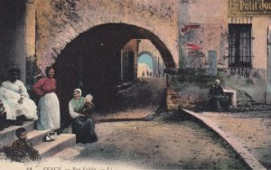 VENCE , France , 00-10s ; Rue Voutee