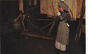 The Spinning Wheel Norlands Living History Center Livermore Maine