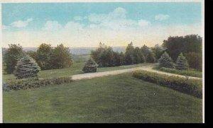 Missouri Hanibal Scene At Entrance To Riverview Park