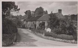 Blacksmiths Arms Lastingham Yorkshire Village Pub Real Photo Postcard
