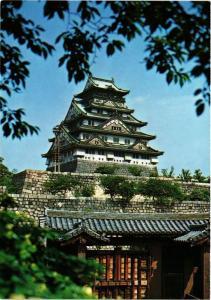 CPM OSAKA castle JAPAN (677976)