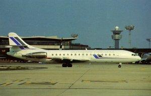 Air Enterprise International SE-210 Super Caravelle 10B3 At Orly Airport Paris
