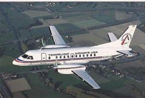 TEMPELHOF AIRWAYS SAAB 340A