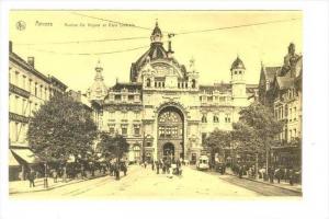 Anvers , Belgium , Avenue de Keyser et Gare centrale, 00-10s