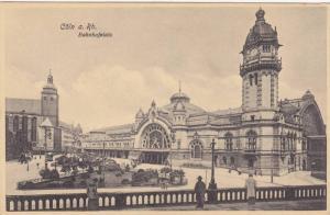 Coln a. Rh., Bahnhofplatz, North Rine-Wetsphalia, 10-20s