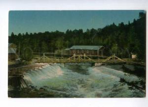 247066 FINLAND NOKIA nokiankoski Vintage postcard