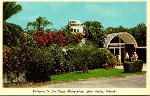 Florida Lake Wales The Great Masterpiece Entrance