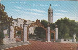 Sather Gate, University of California, BERKELEY, California, 00-10s