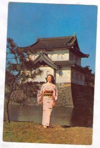 Japanese girl, Tokyo, Japan 40-60s