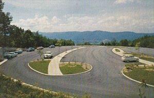 Pinnacle Mountain Parking Area Cumberland Gap National Historial Park Kentucky