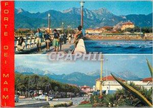 Postcard Modern Forte dei Marmi Riviera della Versilia