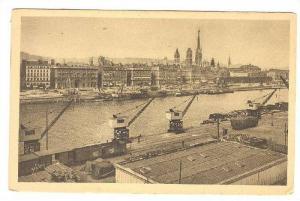 Rouen (Seine Maritime), France, 1900-1910s : Les Quais