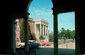 Georgia Macon Candler Memorial Library Wesleyan College