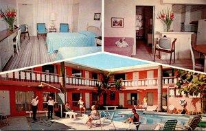 Florida Fort Lauderdale Lee O'Mar Motel Apartments