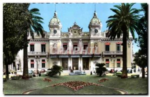 Modern Postcard Monte Carlo Casino