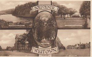 WIGTOWN , Scotland , 1930s ; TUCK