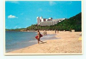 Frenchmans Reef hotel overlooking Harbor St Thomas Virgin Islands