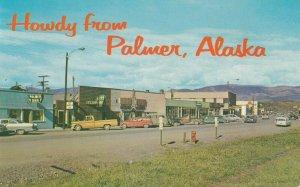 PALMER , Alaska , 1963 ; Street