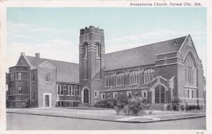 FORREST CITY, Arkansas, 10-20s; Presbyterian Church