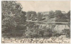 Strathaven Inn Swarthmore PA 1906