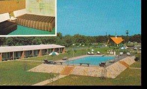 Maryland Salisbury Howard Johnsons Motor Lodge