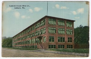Auburn, Me, Lunn & Swett Shoe Co.