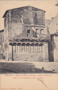 Italy Roma Rome Casa di Cola di Rienzo oppure Torre di Nicolo di Crescenzio