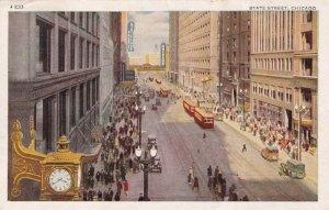 CHICAGO , Illinois , 1948 ; State Street