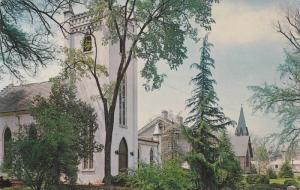 The Older Churches of York, Good Shepherd Episcopal Church & Trinity M.E. Chu...